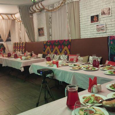 Ресторан сербской кухни в тюмени